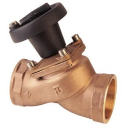 "Valve non stick 1/2"" F-F Bronze<br/>PN16 full flow Art 2210<br/>"