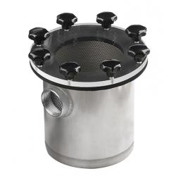 Cooling water strainers FTR525