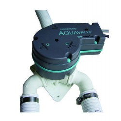 Aquavalve Electronic 12V with panel<br/>GRP<br/>