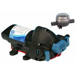 "<span class=""tooltip"">Pump PARMax 3gpm 24V 50psi + 7.6m<br/>hosecoil & 2x19 mm straight hose<br/>barbs, strainer & trigger nozzle... 								<span class=""tooltiptext""> 									Pump PARMax 3gpm 24V 50psi + 7.6m hosecoil & 2x19 mm straight hose
