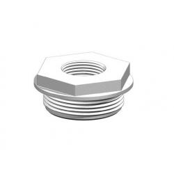Threaded vent plug