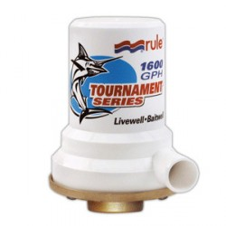 Tournament series bronze base 1600 Gph 6054 Lph livewell