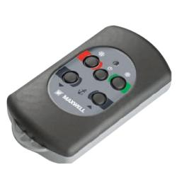 Remote control RCM2 & RCM4 wireless hand held